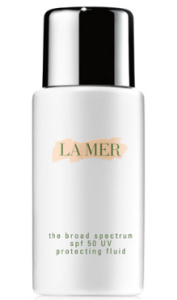 La Mer SPF 50 UV Protecting Fluid, 1.7 oz. ($85.00)